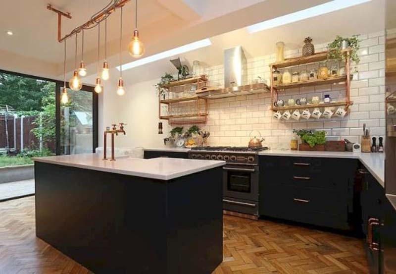 A Great Kitchen Decoration Model