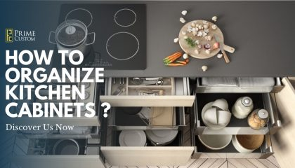 kitchen cabinets how to organize