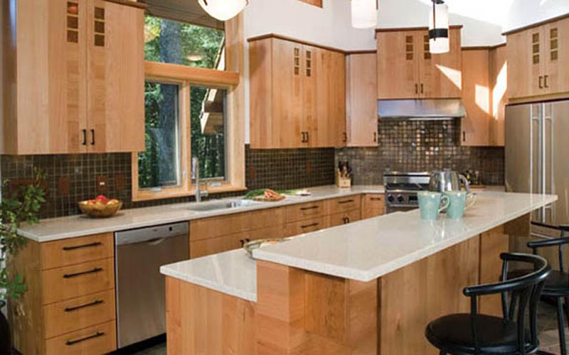 eco friendly cabinets